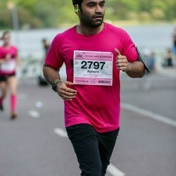 Helsinki Half Marathon - Apoorv Shukla (2797)