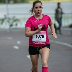 Helsinki Half Marathon - Maiju Helander (1076)