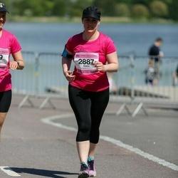 Helsinki Half Marathon - Diana Strömnes (2887)
