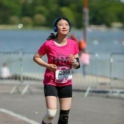 Helsinki Half Marathon - Fan Telama (2959)