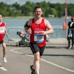 Helsinki Half Marathon - Matthew Brown (230)