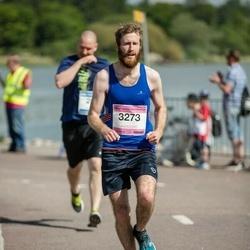Helsinki Half Marathon - Andreas Fjellstad (3273)
