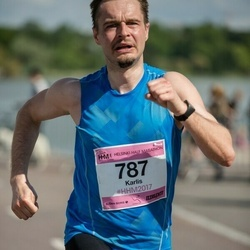 Helsinki Half Marathon - Karlis Caunitis (787)