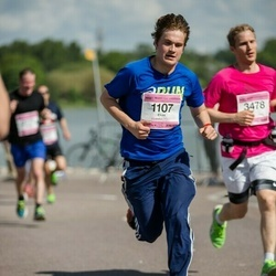 Helsinki Half Marathon - Elias Herranen (1107)