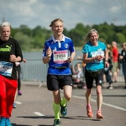 Helsinki Half Marathon - Minja Merk (1955)
