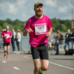 Helsinki Half Marathon - Jeremias Kangas (1377)