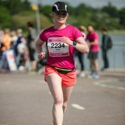 Helsinki Half Marathon - Liisa Niemi (2234)
