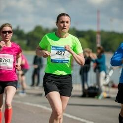 Helsinki Half Marathon - Camilla Christensen (427)