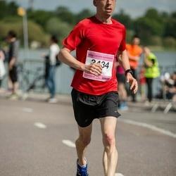 Helsinki Half Marathon - Jan Weber (3434)