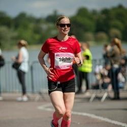 Helsinki Half Marathon - Kati Mattsson (1928)