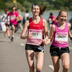 Helsinki Half Marathon - Matleena Fincke (901)