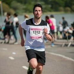 Helsinki Half Marathon - Brian Jordan (1312)