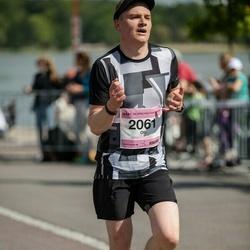 Helsinki Half Marathon - Olli Kaure (2061)