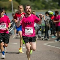 Helsinki Half Marathon - Steven Creighton (2017)