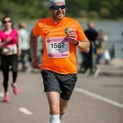 Helsinki Half Marathon - Mika Kuivanen (1587)