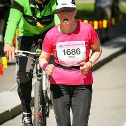 Helsinki Half Marathon - Riitta Lampela (1686)