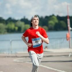 Helsinki Half Marathon - Julius Ylimäki (497)