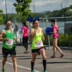 Helsinki Half Marathon - Carmen Scharpfenecker (2760)