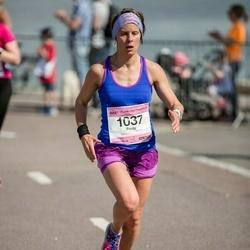 Helsinki Half Marathon - Paula Havu (1037)