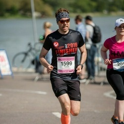 Helsinki Half Marathon - Topias Kukkasniemi (1599)