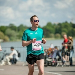 Helsinki Half Marathon - Joachim Wunsch (3205)
