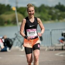 Helsinki Half Marathon - Johanna Virtaniemi (3193)