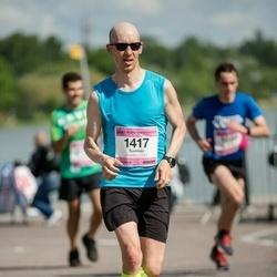 Helsinki Half Marathon - Tuomas Karttunen (1417)