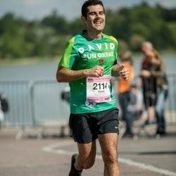 Helsinki Half Marathon - David Rolo (2114)