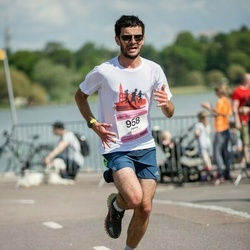 Helsinki Half Marathon - Pierre Griesmar (958)