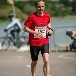 Helsinki Half Marathon - Jussi Henttu (1102)