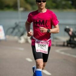 Helsinki Half Marathon - Mikko Pitkänen (2468)