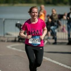 Helsinki Half Marathon - Guðjónína Sæmundsdóttir (372)