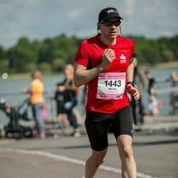 Helsinki Half Marathon - Marios Kerkemezos (1443)