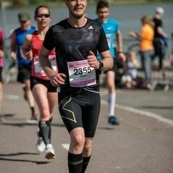 Helsinki Half Marathon - Heikki Paasonen (2355)