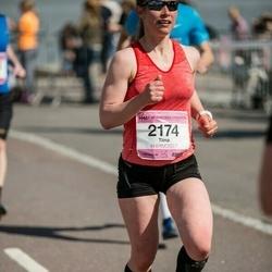Helsinki Half Marathon - Tiina Muurinen (2174)