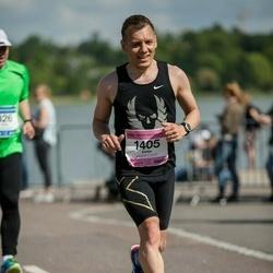 Helsinki Half Marathon - Peter Karlsson (1405)