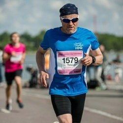 Helsinki Half Marathon - Timo Krohns (1579)