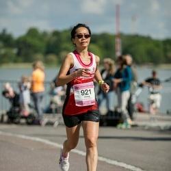Helsinki Half Marathon - Ching Yan Fung (921)