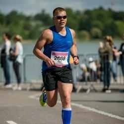 Helsinki Half Marathon - Heikki Räsänen (2668)