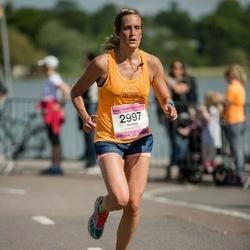 Helsinki Half Marathon - Anniina Tolkkinen (2997)