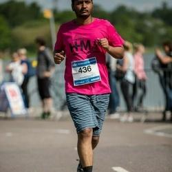 Helsinki Half Marathon - Subramanya Hathwara (436)