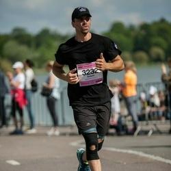 Helsinki Half Marathon - Dubois Xavier (3232)