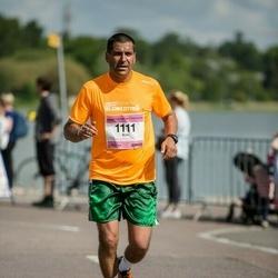 Helsinki Half Marathon - Kim Hertzman (1111)