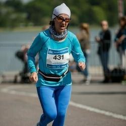 Helsinki Half Marathon - Alevtina Frolova (431)