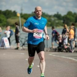 Helsinki Half Marathon - Mikko Toiviainen (2991)