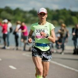 Helsinki Half Marathon - Arja Kajanki (3304)