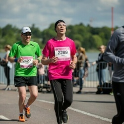 Helsinki Half Marathon - Tapio Nurminen (2289)