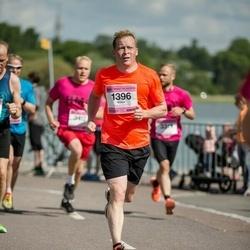 Helsinki Half Marathon - Klaus Karjalainen (1396)
