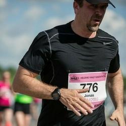 Helsinki Half Marathon - Jonas Bärlund (776)