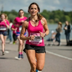 Helsinki Half Marathon - Anna Elovaara-Salmi (866)